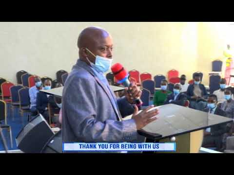 FOURSQUARE TV  SUNDAY FIRST SERVICE  With Bishop Dr. Fidele MASENGO 28.02.2021