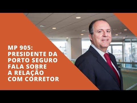 Imagem post: MP 905: Presidente da Porto Seguro fala sobre a relação com o Corretor