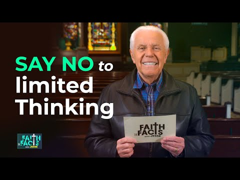 Faith the Facts: Say No To Limited Thinking!  Jesse Duplantis