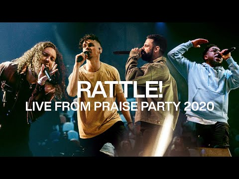 RATTLE!  Live From Praise Party 2020  Elevation Worship