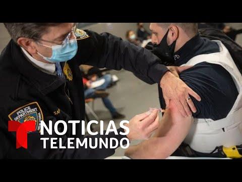 Alertan sobre la venta ilegal de vacunas contra el COVID-19   Noticias Telemundo