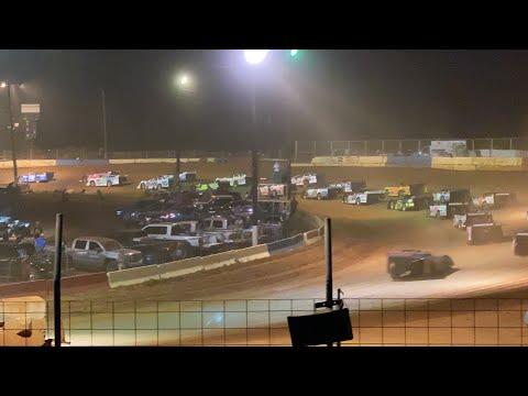 9/5/2021 Carolina Clash Super Late Models Cherokee Speedway - dirt track racing video image