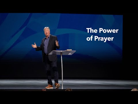 Gateway Church Live  The Priority of Prayer by Pastor Robert Morris  November 2122