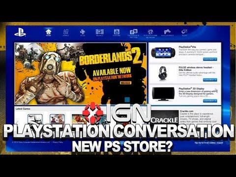 A Glimpse of the New PlayStation Store? - PlayStation Conversation - UCKy1dAqELo0zrOtPkf0eTMw