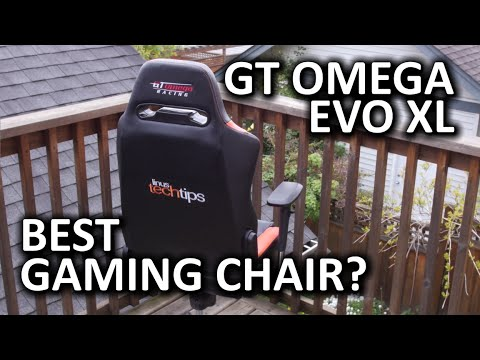 GT Omega Evo XL Gaming Chair - Best of the bunch? - UCXuqSBlHAE6Xw-yeJA0Tunw