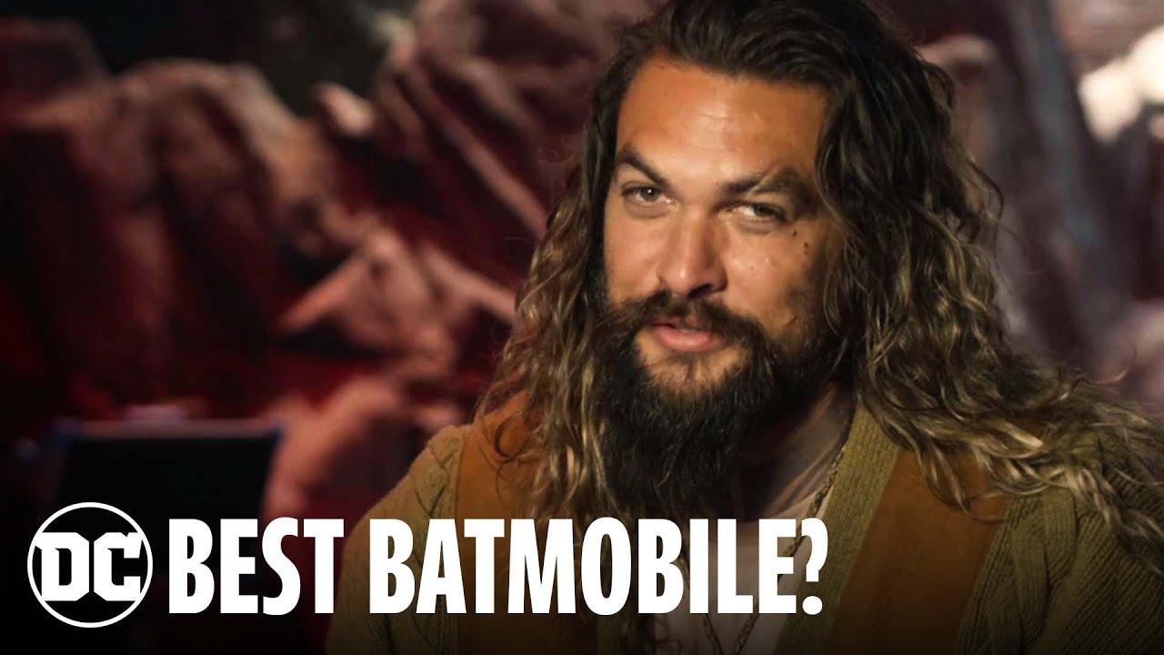 Is the Adam West Batmobile the Best? | DC FanDome 2021
