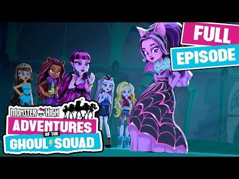 Calling All Ghouls | Monster High: Adventures of the Ghoul Squad | Episode 1 - UCMoWQ_lvBWARyM7r1B3ZIIg