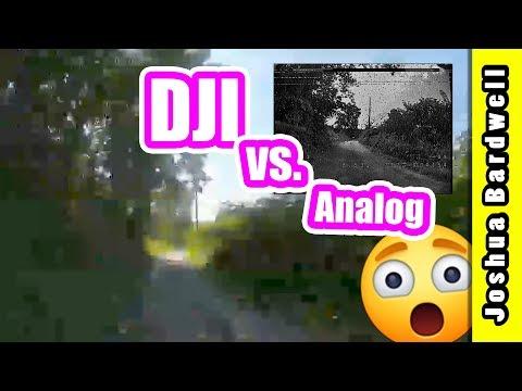 DJI FPV vs. Analog Latency & Range Flight Test - UCX3eufnI7A2I7IkKHZn8KSQ