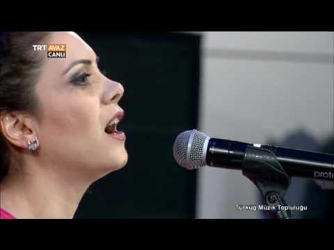 Selda Gündoğan - Türküğ Müzik Topluluğu - Kamajay - Kazakistan