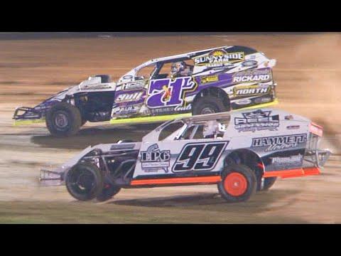 Econo Mod Feature | Eriez Speedway | 8-8-21 - dirt track racing video image