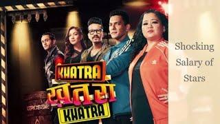 Awesome Salary of Khatra Khatra Khatra Stars Per Episodes   OMG! Salary