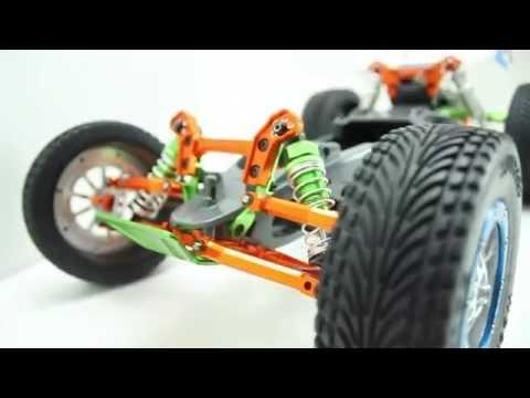 GPM Racing Tamiya DT03 Aluminum Upgrade - UCflWqtsSSiouOGhUabhKTYA