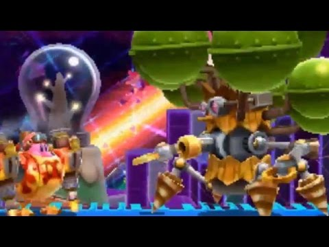 Kirby: Planet Robobot - Fighting Clanky Woods   FpvRacer.lt on