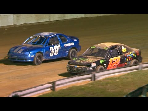Bandit Feature | Freedom Motorsports Park | 9-11-21 - dirt track racing video image