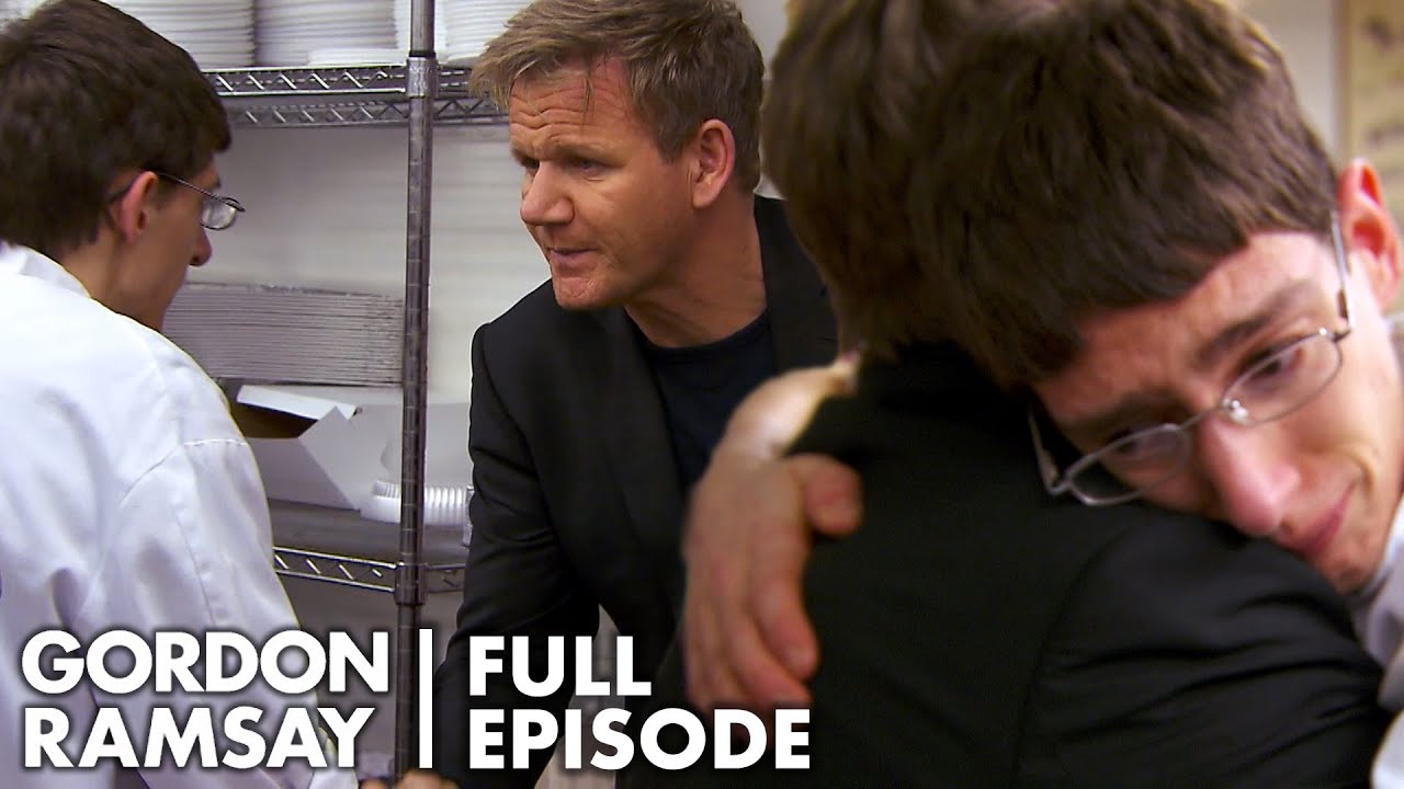 Gordon Ramsay Offers To Pay For Chef's College   Hotel Hell FULL EPISODE