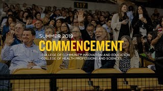 UCF Commencement: August 3, 2019 | Evening Ceremony