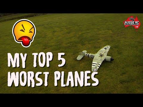 My Top 5 Worst Planes - UCOfR0NE5V7IHhMABstt11kA