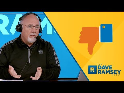 This Victim Mentality Has To Stop! - Dave Ramsey Rant