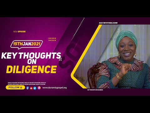 Dr Becky Paul-Enenche - SEEDS OF DESTINY  FRIDAY JANUARY 15, 2020