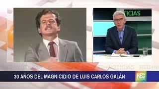 RED+ | 30 años del magnicidio de Luis Carlos Galán