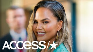 Chrissy Teigen Reveals Her Plans For A Possible Third Child
