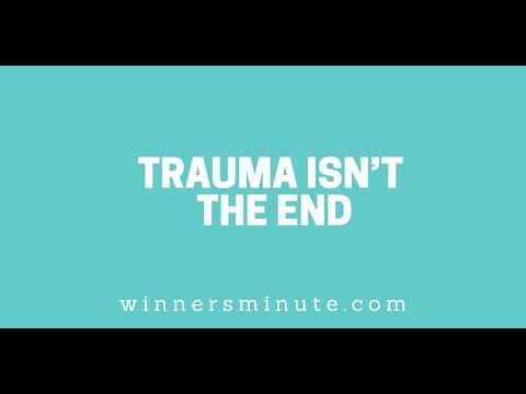 Trauma Isnt the End // The Winner's Minute With Mac Hammond