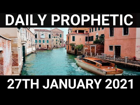 Daily Prophetic 27 January 2021 4 of 7