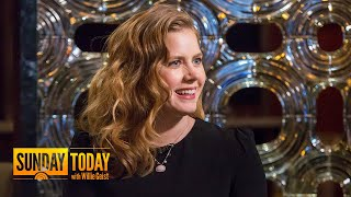 'Vice' Star Amy Adams' Growing Confidence Propels Her Though Hollywood | Sunday TODAY