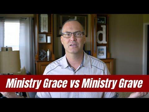 Ministry Grace vs Ministry Grave - Joe Joe Dawson