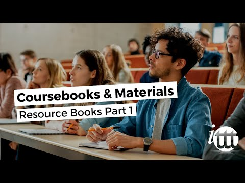 Coursebooks and materials - Resource Books Part 1