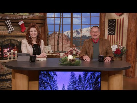Charis Daily Live Bible Study: The Benefits of a Merry Heart - Daniel Amstutz - December 18, 2020