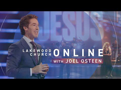 Lakewood Church   Joel Osteen  Sunday Service 11am