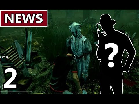 Wraith Buff! & New Killer? (The SandMan?) - Ep.2 DBD NEWS
