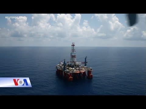 Việt-Nga khai thác mỏ dầu mới tại Biển Đông (VOA)