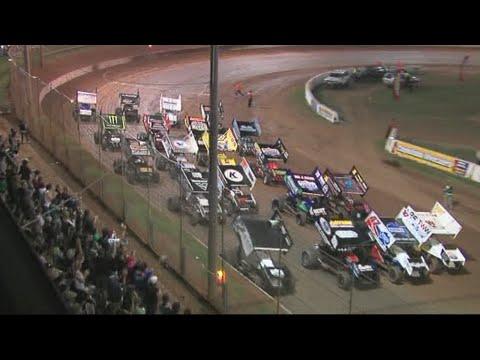 2011/12 World Series Sprintcars Australian Open (Night 2): Archerfield Speedway | 7th January 2012 - dirt track racing video image