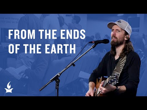 From the Ends of the Earth -- The Prayer Room Live Moment
