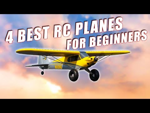 Top 4 BEST RC Beginner Planes 2019 - TheRcSaylors - UCYWhRC3xtD_acDIZdr53huA