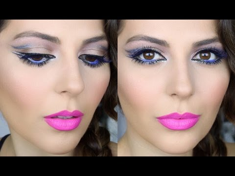 Vice 2 Palette Runway Inspired Makeup Tutorial | Sona Gasparian - UCp1XyVkqPgcRvso3AY_e8iQ