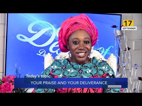 Dr Becky Paul-Enenche - SEEDS OF DESTINY  TUESDAY 17TH SEPTEMBER, 2019