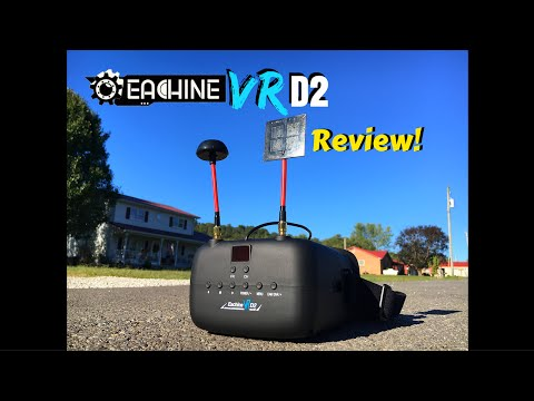 Eachine VR D2 Full Review with Flight & Range Test - UCElAvppTsSe9_nxVs3-tEdw