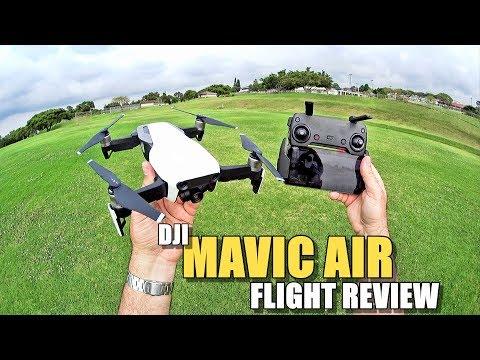 DJI MAVIC AIR Review - [Flight Test In-Depth / Pros & Cons] - UCVQWy-DTLpRqnuA17WZkjRQ