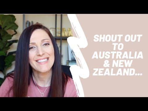 Hey Australia & NZ, did you hear the news?