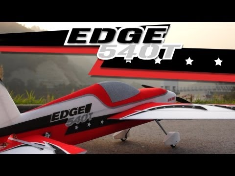 HobbyKing Product Video - HK Edge 540T EPP/Balsa 3D Aerobatic Airplane (ARF) - UCkNMDHVq-_6aJEh2uRBbRmw