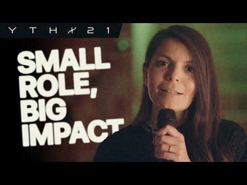 Small Role Big Impact  Gina McCauley  YTHX21  Summer Camp  Elevation YTH