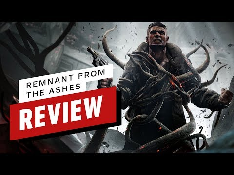 Remnant: From the Ashes Review - UCKy1dAqELo0zrOtPkf0eTMw