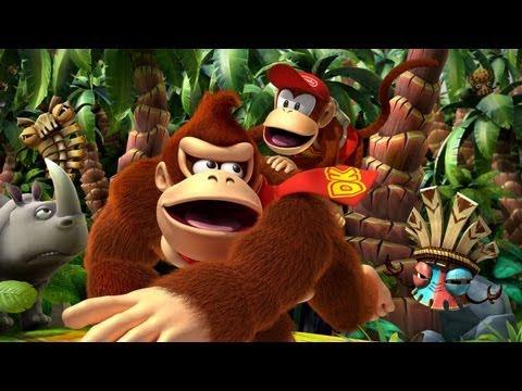 Donkey Kong Country Returns 3D Nintendo Direct - UCKy1dAqELo0zrOtPkf0eTMw