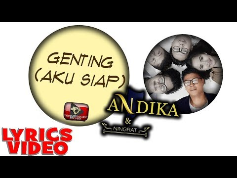 Genting (Aku Siap) [Video Lirik] (Feat. D'Ningrat)