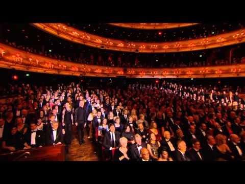 Paloma Faith - Never Tear Us Apart at the BAFTAS feat. Urban Voices Collective - UCa2PbmyHdvqnA2E9jVSleSg