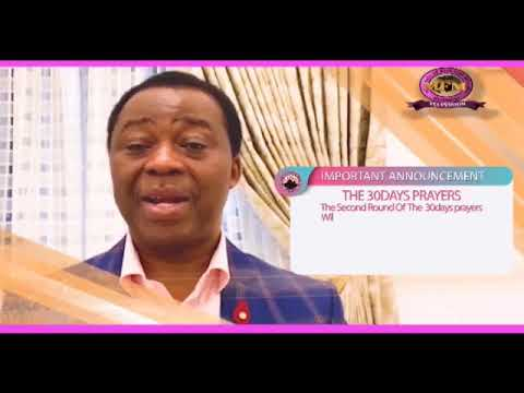 YORUBA MFM SPECIAL SUNDAY SERVICE 24TH MAY 2020 MINISTERING: DR D.K. OLUKOYA
