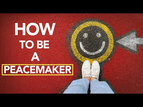 Blessed are the Peacemakers    Psalm 34 Season 2